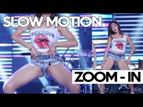 "Sexy kpop cover (ZOOM IN-SLOW MOTION) // BAMBINO ""New Thang"" 