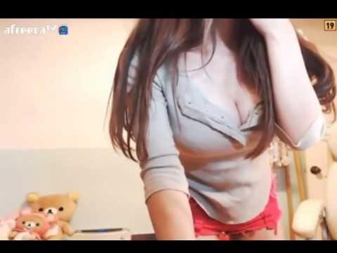 120716 Afreeca TV (BJ아영)- Hot Korean BJ Girl dance sexy No.01