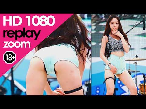 SLOW MOTION + ZOOM Pocket Girls' BomSuYeon sexy Korean fancam [HD 1080p] เต้นโคฟเวอร์เกาหลีเซ็กซี่