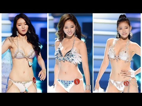 [Fancam 18+] Sexy Miss Korean Bikini Performance