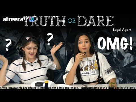 [ENG] AfreecaTv // Truth or Dare (진실 아님 도전 게임)