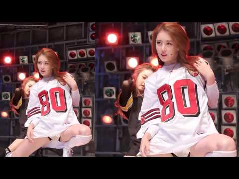 Rania   Xia Demonstrate sexiest dance Fancam super Zoom 2016 1080p 60fps H264 128kbit AAC