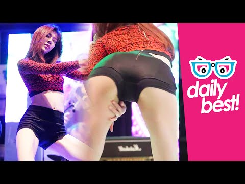 #Stellar's Junyool super hot live! [DAILY BEST] Hot Korean Kpop Girl Fancam
