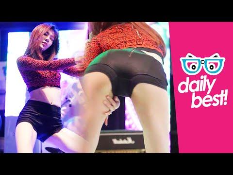 #Stellar's Junyool super hot live! [DAILY BEST] Hot Korean Kpop Girl Fancam
