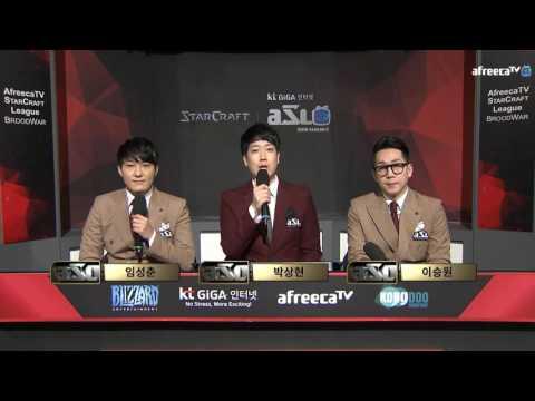 [KOR] 아프리카TV 스타리그(ASL) 시즌2 16강 2일차