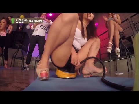 Sexy Crazy Japanese Game Show-Hot Girl  18+