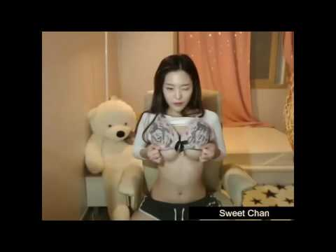Korean sexy girl on webcam