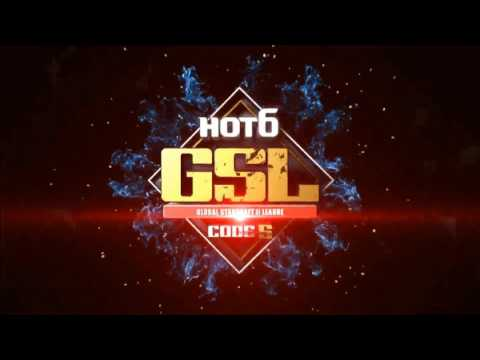 2017 GSL Season 1 Code S Round D of 16(轉播希兒 & HUI)
