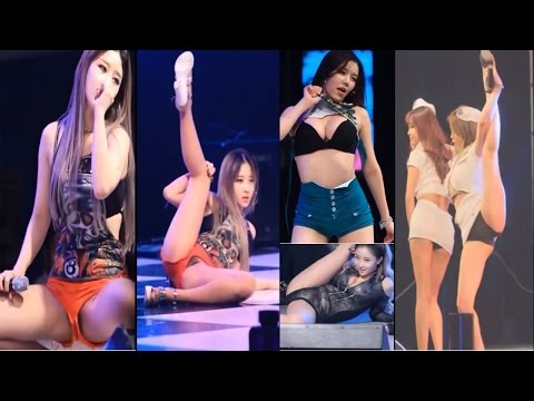 161214 Fancam Korean Sexy Girl Dance Show | Cute Girl Korean Bambino Eunsol