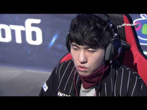 [2017 GSL Season 1]Code S Ro.16 Group B Match5 Classic vs soO