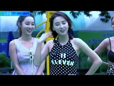 Sexy Korean Girls game show + 18