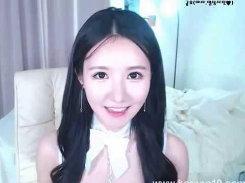 Korean 2017 18+ 도발적인 춤추는 섹시 BJ NEAT
