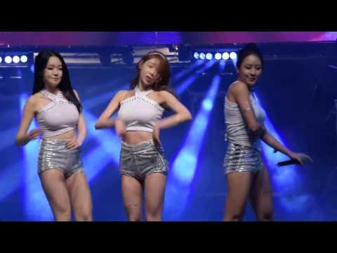 Korean Girls Hot Dance – BAMBINO 밤비노 #1 – [Fancam Kpop]
