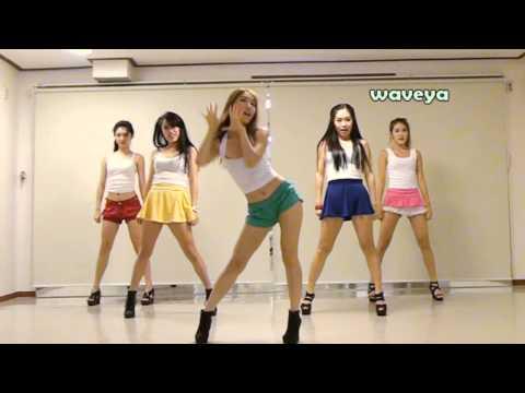 PSY싸이 – GANGNAM STYLE (강남스타일) Waveya 웨이브야 Korean dance team