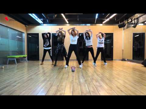 Sexy Korean Girl – Dance Practice
