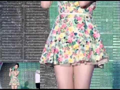 I love sexy korean girls IU Fancam