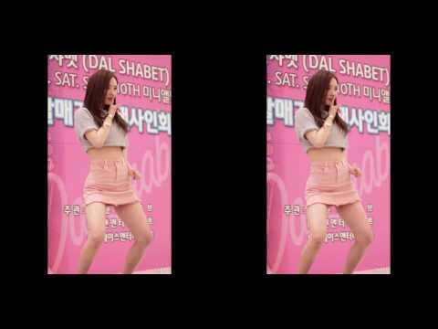 Woohee (Dalshabet) – FRI, SAT, SUN (Fancam 4K 60FPS VR)