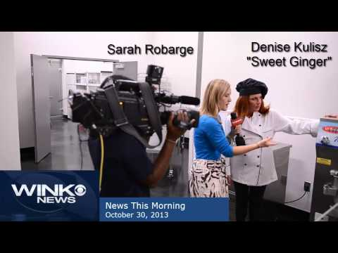 WINK TV News This Morning visits the Gelato Lab | Segment 2
