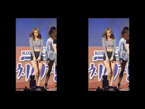 Hyeri (Girl's Day) – Something (Fancam 4K 60FPS VR)