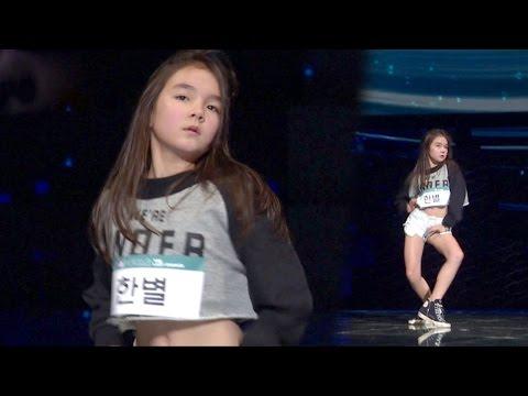 '서울 토박이 소녀' 한별, 시선강탈 댄스 무대! 《KPOP STAR 6》 K팝스타6 EP04