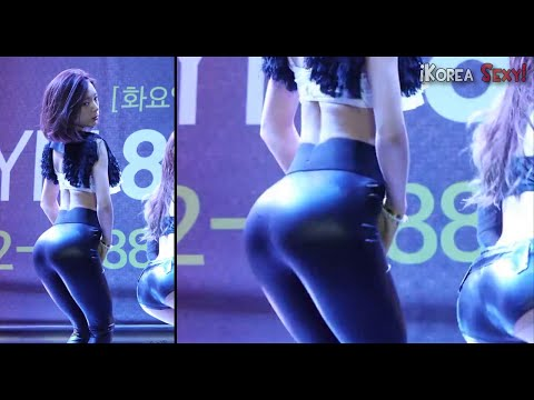 "[FanCam] Rose Queen (Genie) ""Miniskirt"" #5 @¡Korea Sexy!"