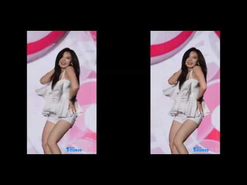 Hyuna (4Minute) -Bubble Pop (Fancam 4K 60FPS VR)