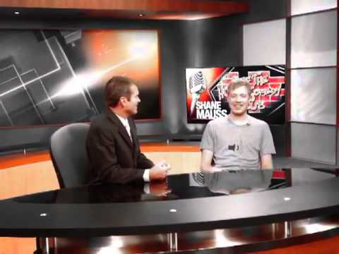 Comedian shane Mauss live on wink tv