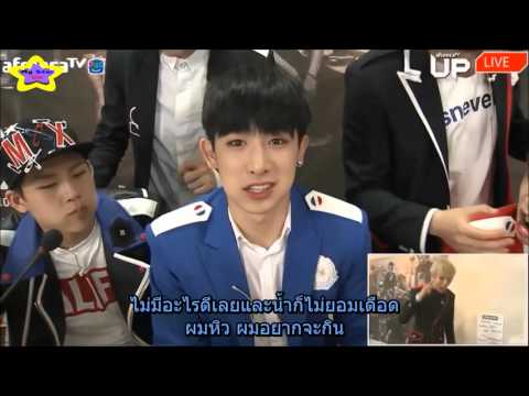 [Thai sub] MONSTA X @ Afreeca TV episode 3