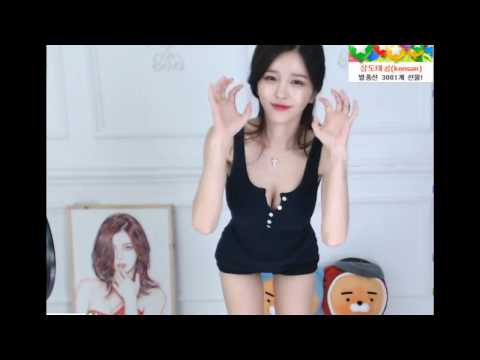 Korean Girl Ssonim Dancing Afreecatv
