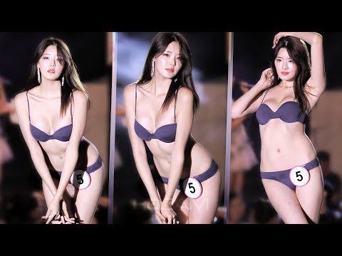 직캠FANCAM ❖ 170729 Best of 'MISS BIKINI KOREA' '미스 비키니 코리아 ' – 직캠FANCAM HDCAM COMPILATION 2017