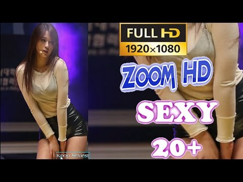 Korean Girl Group AOA 설현 Fancam girl Sexy Dance 1080 FULL HD