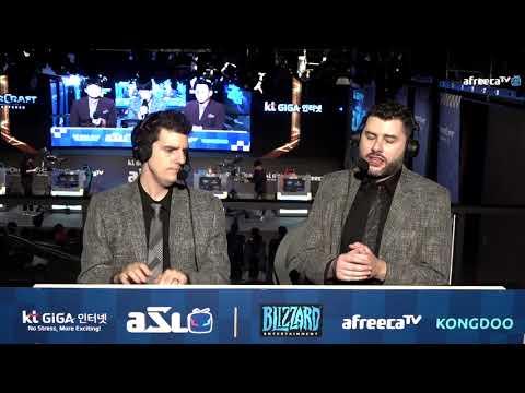 [ENG] AfreecaTV StarLeague(ASL) S4 Ro.16 Group B