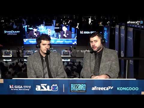 [ENG] AfreecaTV StarLeague(ASL) S4 Ro.16 Group A