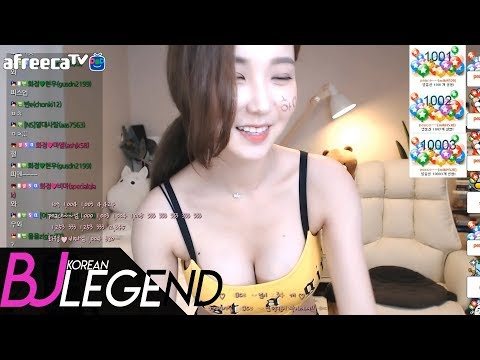 Korean BJ Legend Goddess BJ 화정 (SHAKE IT – SISTAR)