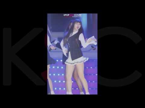 CosmicGirls' Cheng Xiao safety short #WSJN! SEXYTIME Hot Korean Kpop Girl Fancam