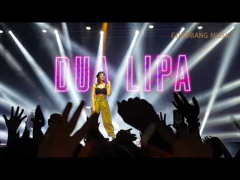 《직캠/Fancam》 Dua Lipa(두아 리파) 'New Rules' LIVE in KOREA [170811 Pentaport Rock Festival]