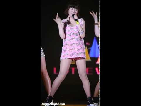 [Fancam] Korean Sexy Woman Dancing – You Are Busted – ViViD
