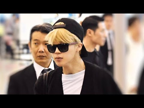 171016 BTS at KIX Airport Heading Back to Korea (Fancam + Photo)