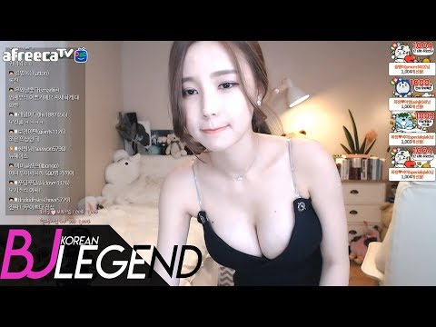 Korean BJ Legend Goddess BJ 화정 (Up & Down – EXID)