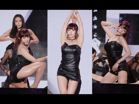 SECRET IM IN LOVE HYOSUNG FANCAM HD 60FPS 140809