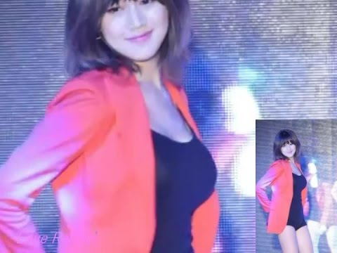 I love sexy korean girls RAINBOW (레인보우) Oh Seungah fancam 3