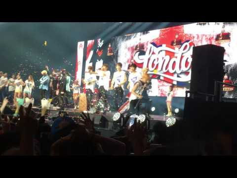 [FANCAM] 170708 FEEL KOREA London Encore – Snuper, Hightlight, EXID, KNK