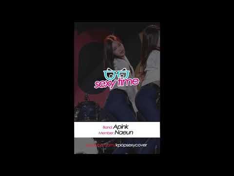 #Apink's Naeun cute sexy dance! [SEXYTIME] Hot Korean Kpop Girl Fancam