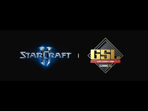 [ENG] 2018 GSL S1 Code S RO32 Group G