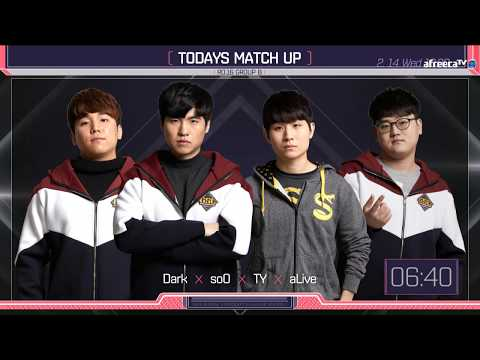 [ENG] 2018 GSL S1 Code S RO16 Group B