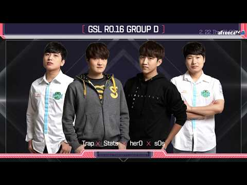 [ENG] 2018 GSL S1 Code S RO16 Group D