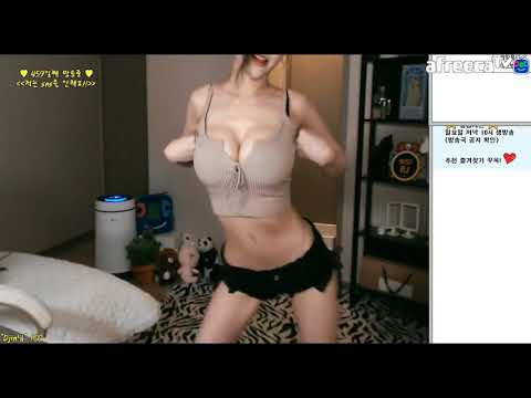 Sexy Korean BJ Hot Body Dance