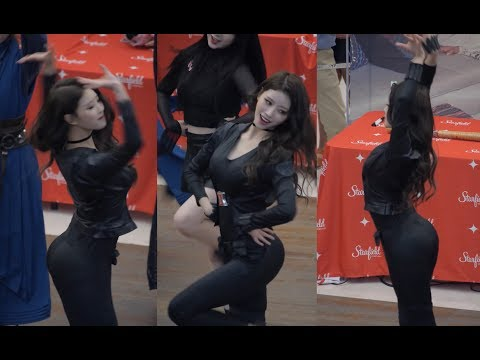LOVELYZ MIJOO NOW WE FANCAM HD 60FPS 170604