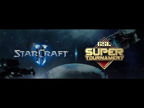 [ENG] 2018 GSL Super Tournament I Ro.16 Day1