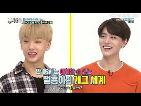 ENGSUB Weekly Idol EP347 NCT 2018 |60fps|